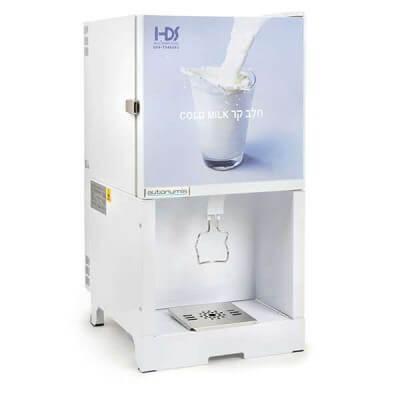 דיספנסר מקרר חלב מוסדי catering