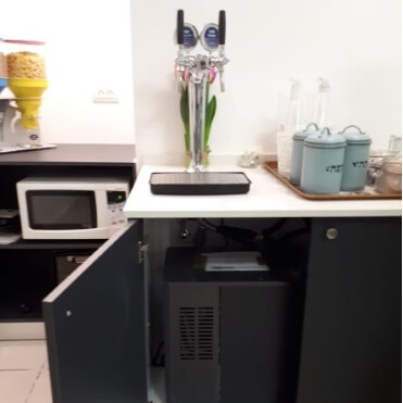soda equipment for hotel 3 עבודותינו